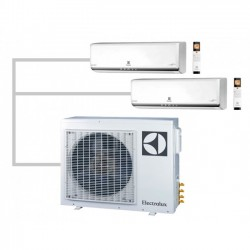 Мульти-сплит-система ELECTROLUX EACS/I-07HP*2+EACO/I-24 FMI-3